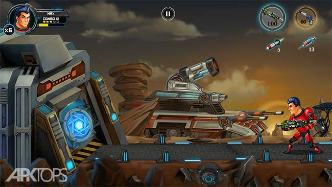 Alpha Guns 2 v6.7 دانلود بازی تفنگ های آلفا 2