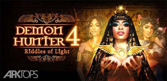 Demon Hunter 4 Riddles of Light دانلود بازی شکارچی شیطان