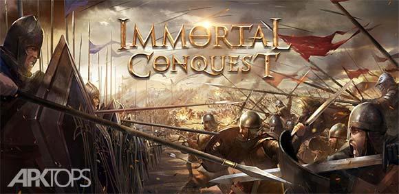 Immortal Conquest دانلود بازی فتح جاودانه