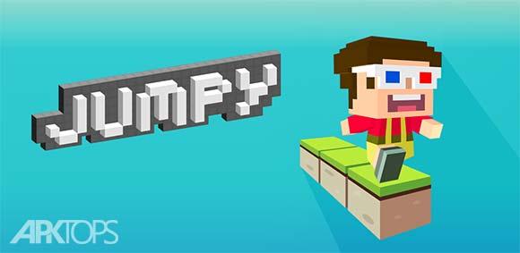 Jumpy دانلود بازی پرشی