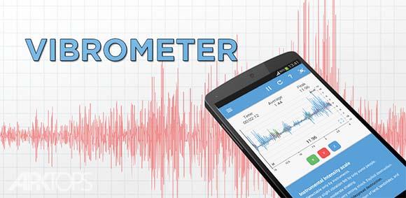 Vibration Meter دانلود برنامه لرزش سنج