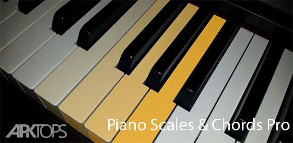 Piano Scales & Chords Pro دانلود برنامه پیانو