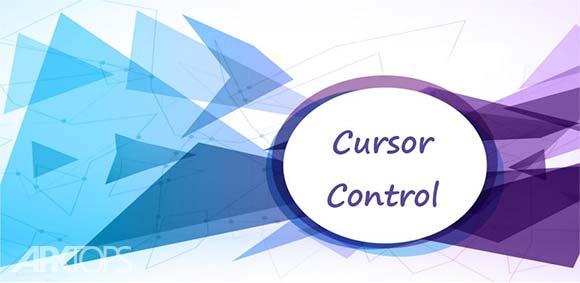 Cursor Control دانلود برنامه کنترل مکان نما هنگام نوشتن