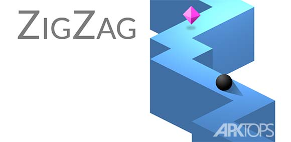 ZigZag دانلود بازی زیگزاگ