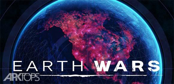 EARTH WARS دانلود بازی جنگ های زمینی