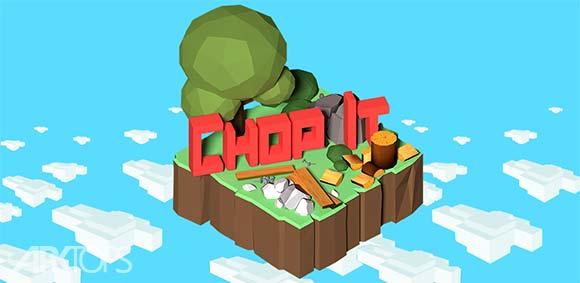 Chop It دانلود بازی فوق العاده ی خرد کردن