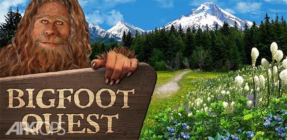 Bigfoot Quest دانلود بازی در جستجوی پاگنده