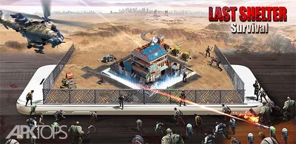 Last Shelter Survival دانلود بازی جذاب آخرین پناهگاه برای زنده ماندن