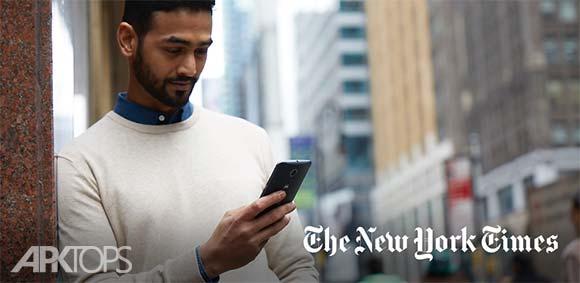 NYTimes Latest News دانلود نیویورک تایم برنامه نمایش اخرین خبر ها