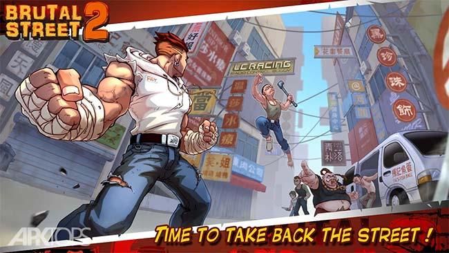 Brutal Street 2 v1.0.2 Full دانلود بازی خشونت در خیابان