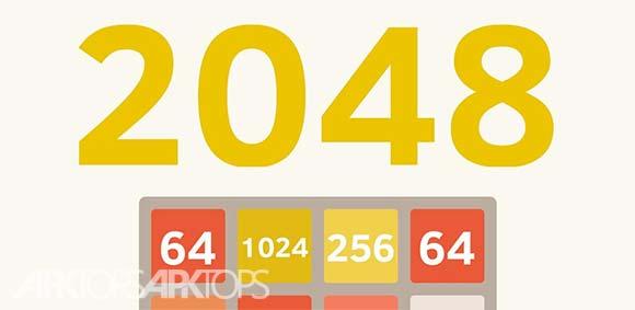 2048 دانلود بازی فکری 2048