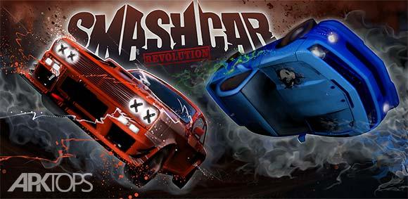 Smash Car Revolution دانلود بازی تصادف ماشین