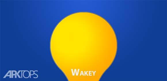 Wakey Keep Your Screen On دانلود برنامه افزایش زمان روشن ماندن صفحه نمایش