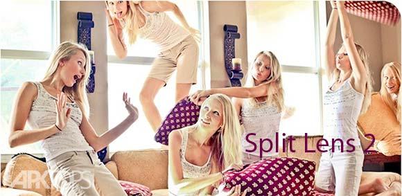 Split Lens 2 Clone Yourself in Photo & Video دانلود برنامه ساخت تصاویر خلاقانه