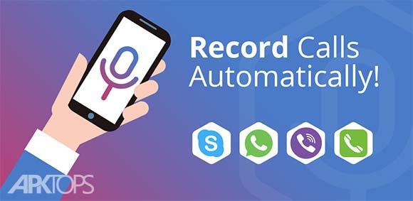 Cube Call Recorder ACR دانلود برنامه مکعب ضبط خودکار مکالمات