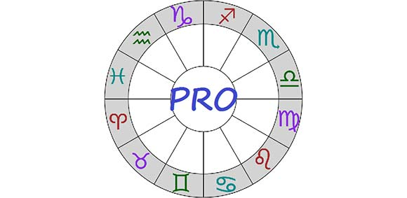 Astrological Charts Pro دانلود برنامه نمایش نمودار های طالع بینی