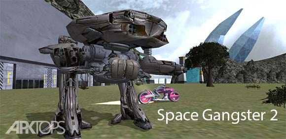 Space Gangster 2 دانلود بازی گنگستر فضایی 2