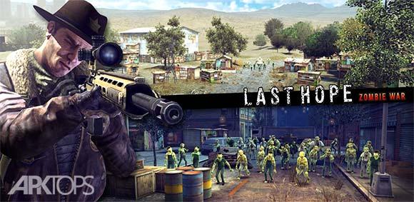 Last Hope Sniper Zombie War دانلود بازی آخرین امید تک تیر انداز در جنگ زامبی ها