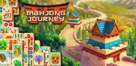 Mahjong Journey دانلود بازی جذاب ماجراجویی ماهجونگ