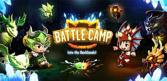 Battle Camp دانلود بازی پرطرفدار اردوگاه نبرد