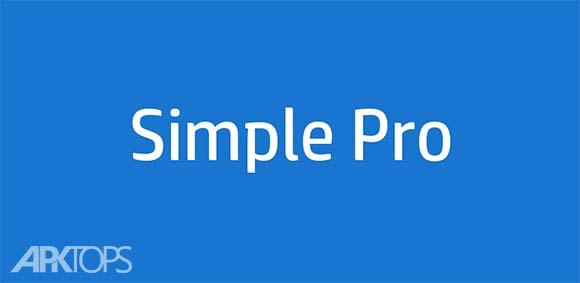 Simple Social Pro دانلود برنامه دسترسی به شبکه های اجتماعی