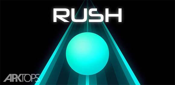 Rush دانلود بازی جذاب یورش