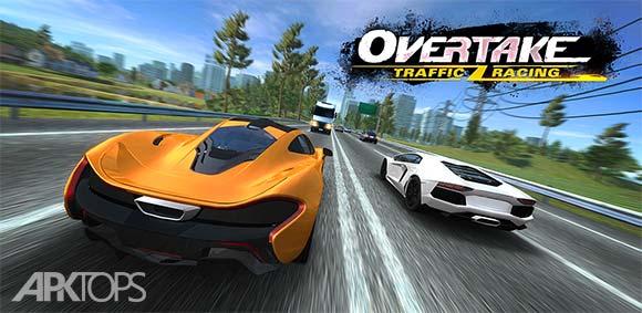 Overtake Traffic Racing دانلود بازی مسابقه سبقت در ترافیک