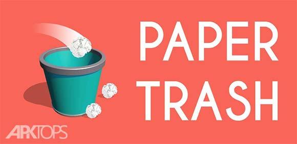 Paper Trash دانلود بازی کاغذ زباله