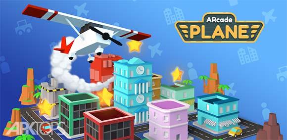 Arcade Plane 3D دانلود بازی سرگرم کننده هواپیما