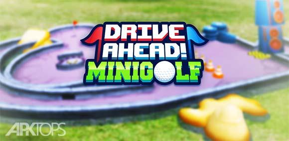 Drive Ahead Minigolf AR دانلود بازی به جلو برو مینی گلف
