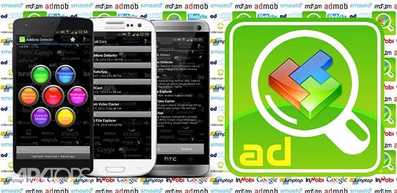 Addons Detector دانلود برنامه شناسایی برنامه های تبلیغاتی