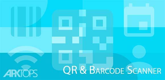 QR & Barcode Scanner Pro دانلود برنامه اسکنر کد های کیوآر