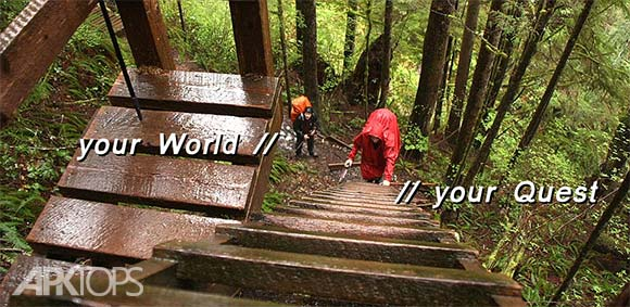 AlpineQuest GPS Hiking دانلود برنامه موقعیت یابی در ورزش های بیرون از خانه