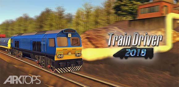 Train Driver 2018 دانلود برنامه راننده قطار