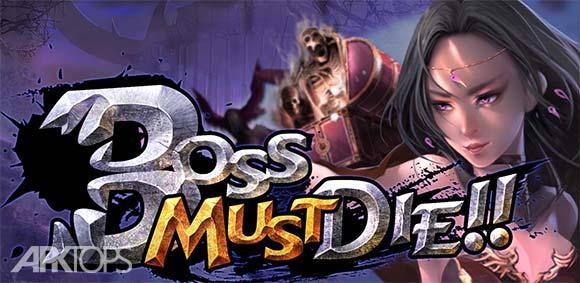 Boss Must Die دانلود بازی رئیس باید بمیرد