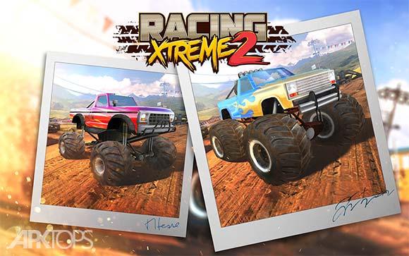 Racing Xtreme 2 دانلود بازی مسابقه ی اکستریم2