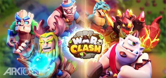War Clash دانلود بازی مبارزه در جنگ