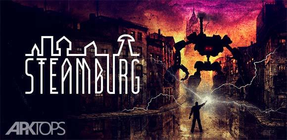 Steamburg دانلود بازی قلعه ی بخار