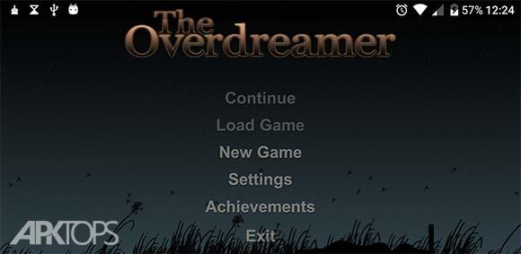 The Overdreamer دانلود بازی فراتر از کابوس