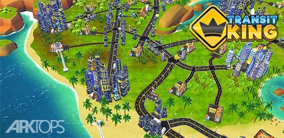 Transit King دانلود بازی امپراتور ترانزیت