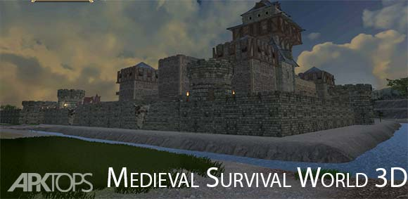 Medieval Survival World 3D دانلود بازی زنده ماندن در جهان قرون وسطی