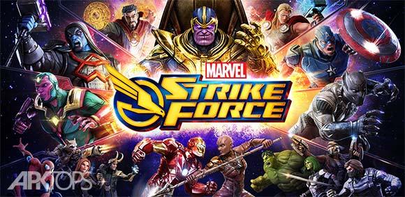 MARVEL Strike Force دانلود بازی خط حمله مارول