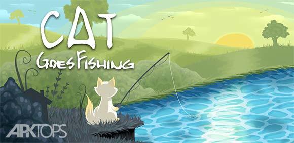 Cat Goes Fishing دانلود بازی گربه به ماهیگیری می رود