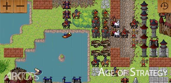 Age of Strategy دانلود بازی عصر استراتژی