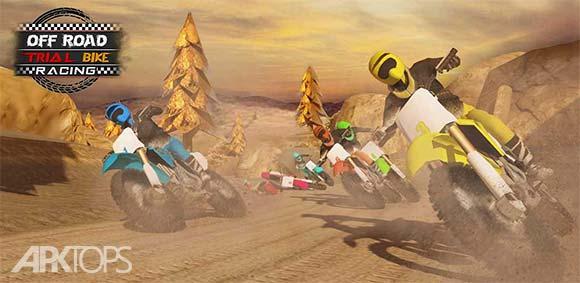 Trial Xtreme Dirt Bike Racing Motocross Madness دانلود بازی مسابقات موتور سواری در خاک