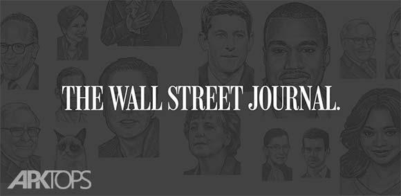 The Wall Street Journal News دانلود برنامه وال استریت زورنال