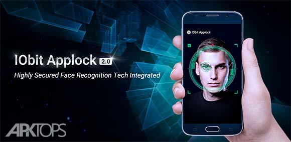 IObit Applock Face Lock & Fingerprint Lock 2018 دانلود برنامه قفل گذاری روی برنامه ها با اثر انگشت و تشخیص چهره