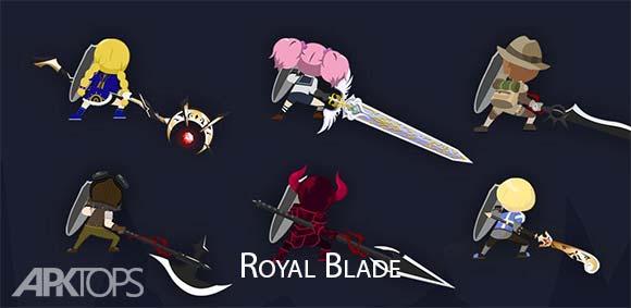 Royal Blade دانلود بازی تیغه ی سلطنتی