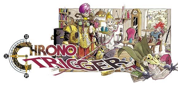 Chrono Trigger دانلود بازی ماشه ی چرونو