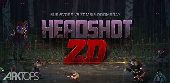 Headshot ZD Survivors vs Zombie Doomsday دانلود بازی هدشات بازماندگان بر علیه زامبی ها